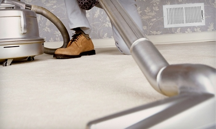 TakeAir - West Green Reserves: $89 for a Two-Room Carpet Cleaning and One HVAC Air Duct and Dryer Vent Cleaning from TakeAir ($310 Value)