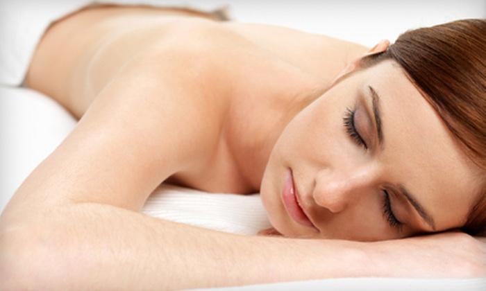 Utopia - Multiple Locations: 60- or 90-Minute Swedish Massage or Body Scrub at Utopia
