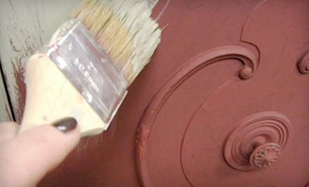 Decorative Know-How Painting Workshop for 1 (a $125 value) - MissElaineous Studio in Glendale