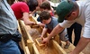Lilly Pad Village - Morganton: $25 for a Value Pass for Gem-Mining, Fishing, and Mini Golf for Two at The Lilly Pad Village ($58.73 Value)