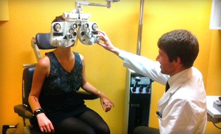 Eye-Care Package (a $365 value) - The EyeSite in Los Angeles