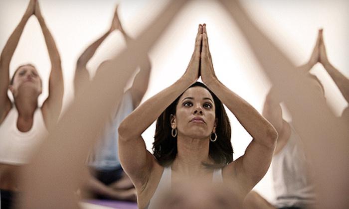 Shaman's Blessings - Spanish Wells: $25 for Five Prana Vinyasa–Style Yoga Classes at Shaman's Blessings in Bonita Springs ($50 Value)