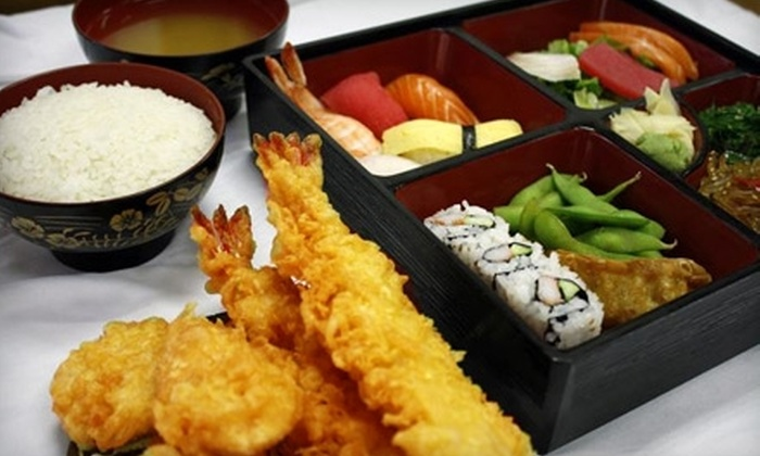 Misora Express - Center City West: $8 for $16 Worth of Sushi and Drinks at Misora Express