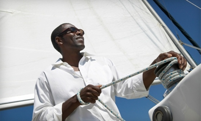 South Coast Sailing Adventures - Kemah: $79 for a Three-Hour Introduction to Sailing Session at South Coast Sailing Adventures in Kemah ($159 Value)