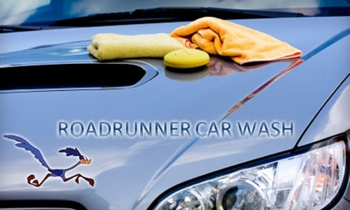 Roadrunner Car Wash - Highland, Stoner Hill: $10 for an Ultra Car Wash at Roadrunner Car Wash