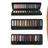 W7 Eyeshadow Palette 3-Pack with W7 Mascara
