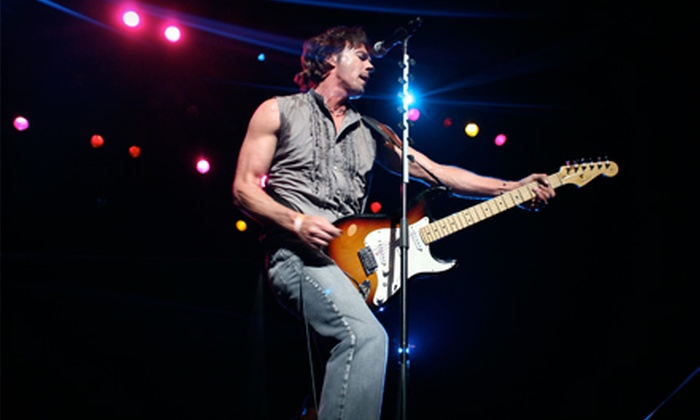 Rick Springfield - Downtown: One Balcony or Rear-Balcony Ticket to See Rick Springfield, The Motels, and Kasim Sulton at the Akron Civic Theatre on Sunday, September 4 at 6:30 p.m.