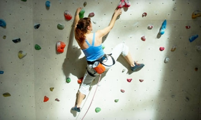 Elite Climbing - Maple Shade: $15 for Two Kids' Club Passes to Elite Climbing in Maple Shade ($30 Value)