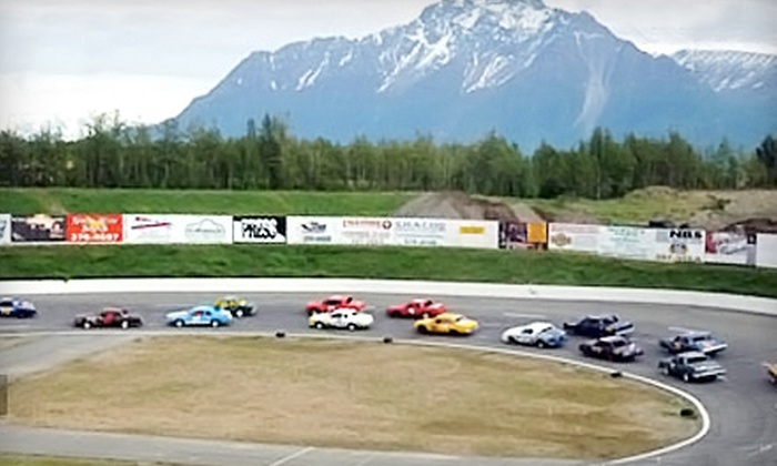 North Star Speedway - Palmer: Adult Tickets or Pit Passes to Any 2011 Season Race at North Star Speedway