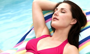 Wellness Center Beauty & Health: Laser Hair-Removal Treatments on Small, Medium, or Large Area at Wellness Center Beauty & Health (Up to 78% Off)