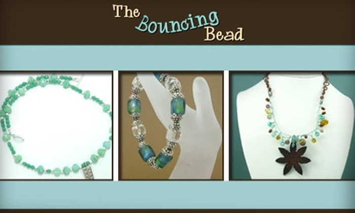 The Bouncing Bead - La Mesa: $19 for $50 Worth of Jewelry-Making Classes and Supplies at The Bouncing Bead
