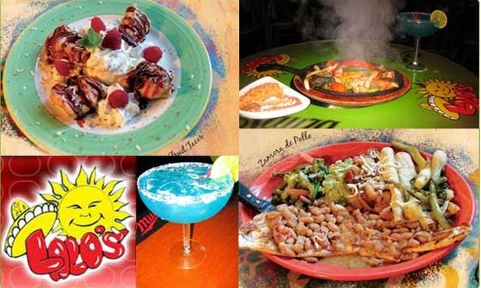 Lalo's Mexican Restaurant - DePaul: $35 Groupon for $15 at Lalo's