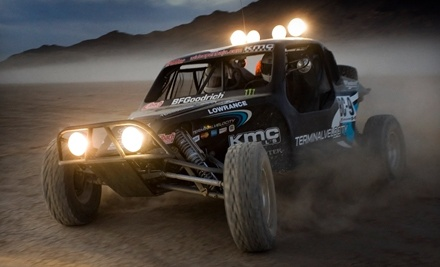 2-Lap Ride Along Experience Ride in an Off-Road Racecar Driven by a Professional Driver (a $149 value) - Legendary Excursions in Ocala