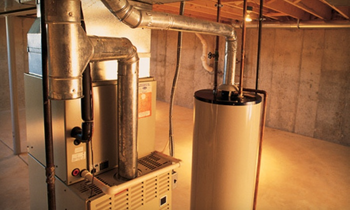 First Call Heating and Air Conditioning - Windsor Park: $59 for a Furnace and Duct Cleaning from First Call Heating and Air Conditioning (Up to $149 Value)