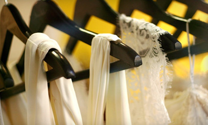 Madame Paulette Cleaning Restoration Specialist - Lenox Hill,Roosevelt Island,Sutton Place,Upper East Side,Uptown: Cleaning and Restoration Services for Sweaters, Coats, Leathers, Suedes, and Furs at Madame Paulette (Up to 57% Off). Wedding Dress Preservation Option Available.