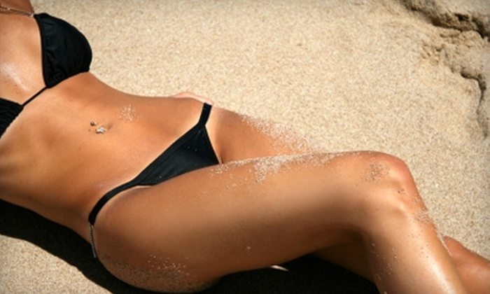 DLK Day Spa - Upper West Side: $29 for Brazilian Wax at DLK Day Spa
