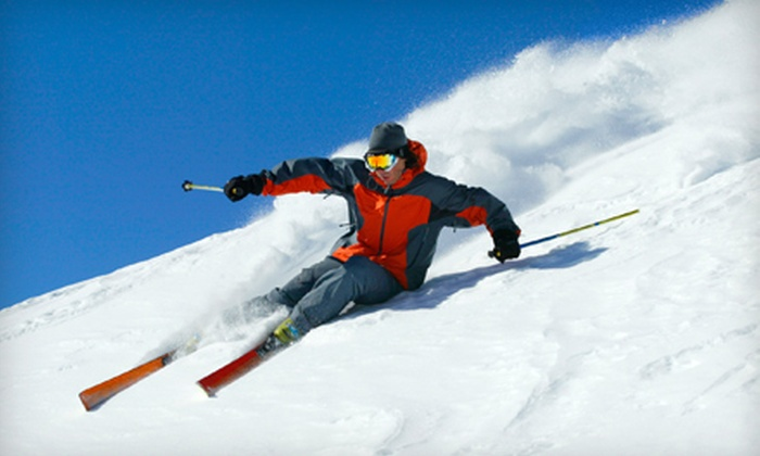 Highlands of Olympia - Oconomowoc: $20 for Two All-Day Adult Lift Tickets at Highlands of Olympia in Oconomowoc (Up to $40 Value)