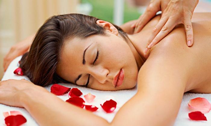 MaxManni - McKees Rocks: $55 for a 60-Minute Swedish Massage and Signature Manicure at MaxManni ($115 Value)