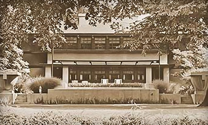 Westcott House - Springfield: $10 for Two Admission Tickets to Tour of Frank Lloyd Wright's Westcott House (Up to $21 Value)