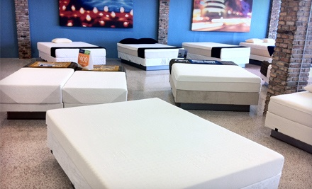 Twin, Full, or Queen Select-HD Memory-Foam Mattress (Up to $999 Value) - Brickell Mattress in Miami