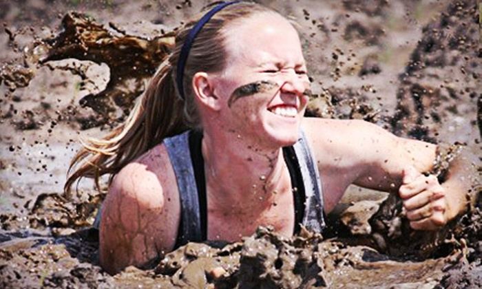South Florida Mud Run - Punta Gorda: Entry for One or Two to the South Florida Mud Run with T-Shirt and Goodies (Up to 54% Off)