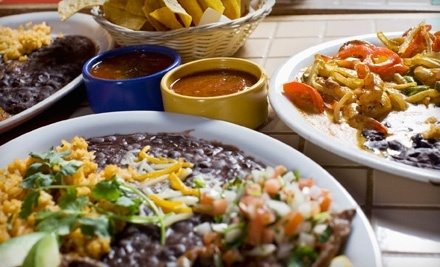 $10 Groupon to Queso's Mexican Grill - Queso's Mexican Grill in Lubbock