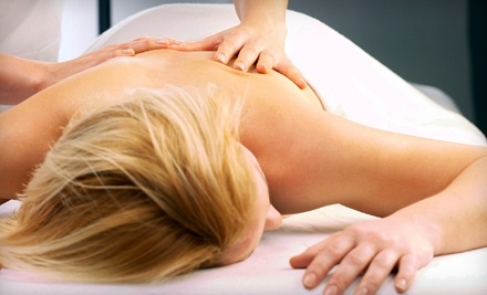 60-Minute Full-Body Organic Massage and Foot Pampering (an $85 value) - Massage in Stockton in Stockton