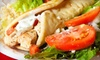 Greek House Cafe - Santa Barbara: $5 for $10 Worth of Greek and Continental Fare at Greek House Cafe