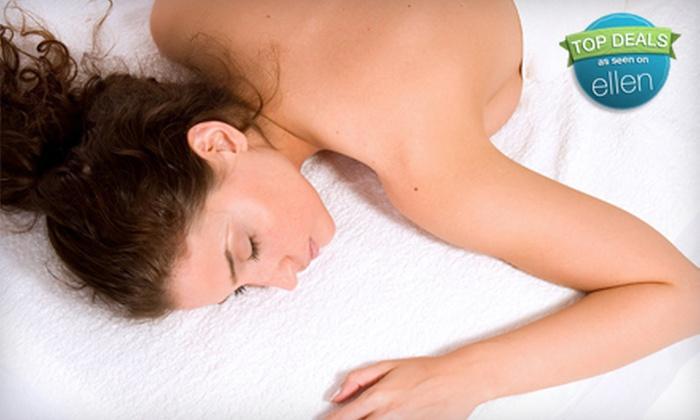La Paz Salon - Multiple Locations: 60- or 90-Minute Massage at La Paz Salon (Up to 54% Off)