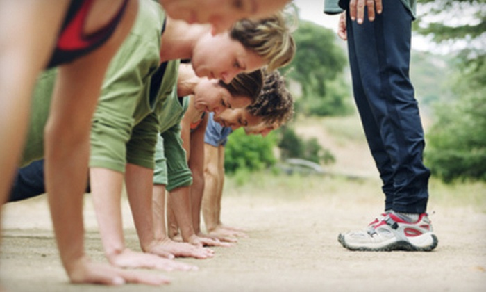 Heaven and Hell Bootcamp - Schaumburg: $40 Toward Bootcamp Classes