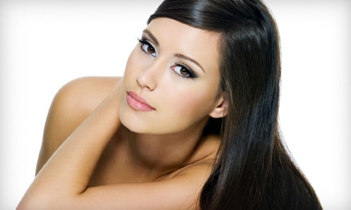 The Loft Salon and Spa - Edmond: $99 for Brazilian Blowout Zero Smoothing Treatment at The Loft Salon and Spa in Edmond (Up to $200 Value)