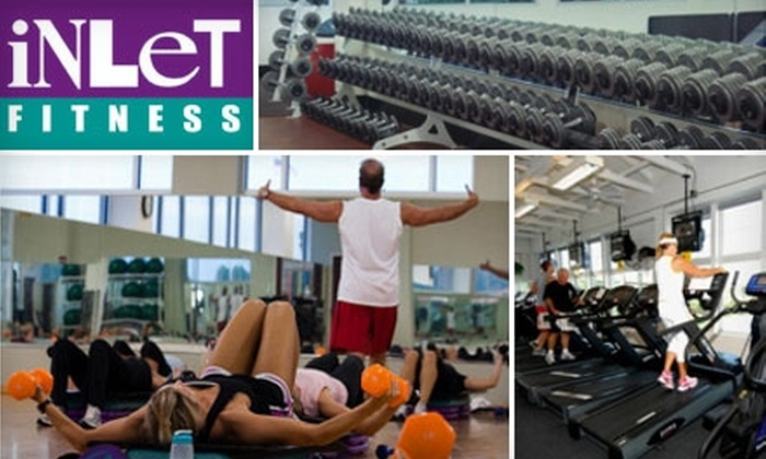 iNLeT Fitness  - Multiple Locations: $29 for a 30-Day Membership to iNLeT Fitness