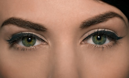 One Eyebrow Threading with Optional Brow or Eyelash Tint at Perfect Browz by Reema (Up to 51% Off)