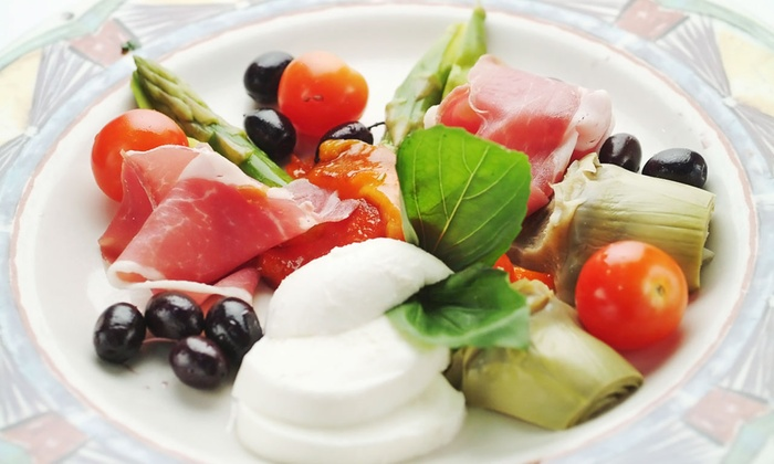 Cara Mia - Clinton: $25 for $50 Worth of Italian Food at Cara Mia