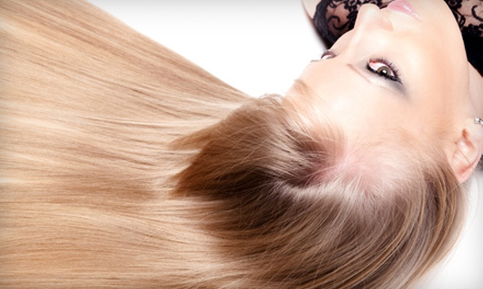 Setsuko at Jean Claude - Scarsdale: $99 for Brazilian Blowout, Brazilian Keratin, or Organic Keratin Treatment at Setsuko at Jean Claude in Scarsdale (up to $280 Value)