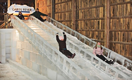 2 Adult Admissions (a $20 value) - Crystal Cabin Fever in Lakeville