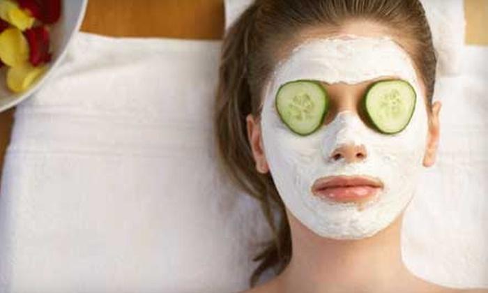 Marluc Skin Enhancement Center - St. Petersburg: $58 for a Spa Package at Marluc Skin Enhancement Center in St. Petersburg ($190 Value)