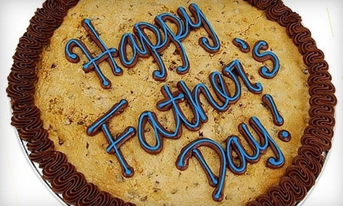 51 Off Fathers Day Cookie Cake