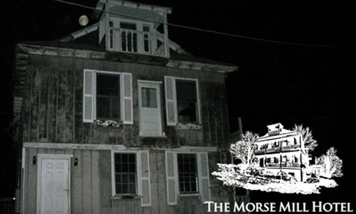 Morse Mill Hotel - Big River: $30 for a Guided Paranormal Tour for Two at The Morse Mill Hotel ($60 Value)