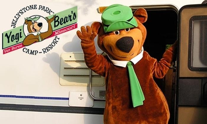 Yogi Bear's Jellystone Park Camp-Resort - Carter: $35 for Two Nights of Camping at Yogi Bear's Jellystone Park Camp-Resort (Up to $76 Value)