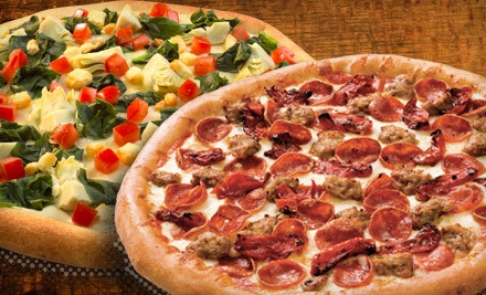 photo about Toppers Pizza Place Printable Coupons named Toppers pizza wisconsin : Outhouse orchards