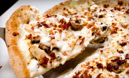 Wheat State Pizza: $16 Groupon Toward Delivery or Take-Out - Wheat State Pizza in Lawrence