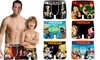 Pack assorti 3/6 boxers homme/enfant