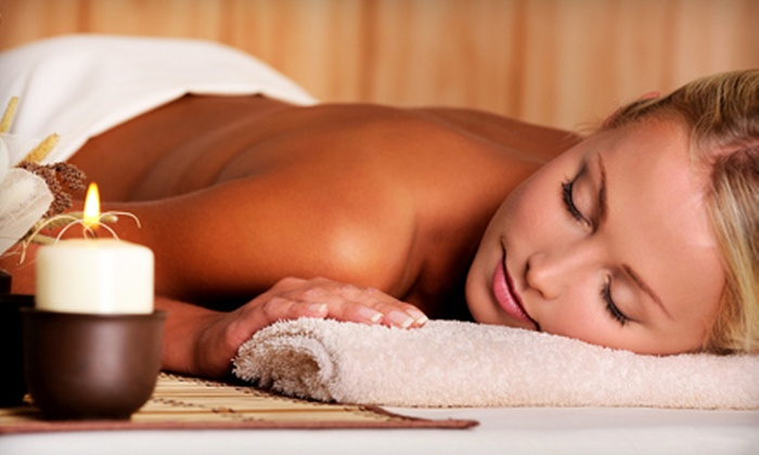 Serenity Place Massage Solutions - Sandy Springs: $99 for a Spa Package with Massage, Facial, Paraffin, and Beverage for Two at Serenity Place Massage Solutions ($218 Value)