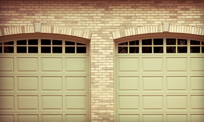 OKI Door Guys - Indianapolis: Tune-Up and Inspection for One or Two Garage Doors from OKI Door Guys (Up to 67% Off)