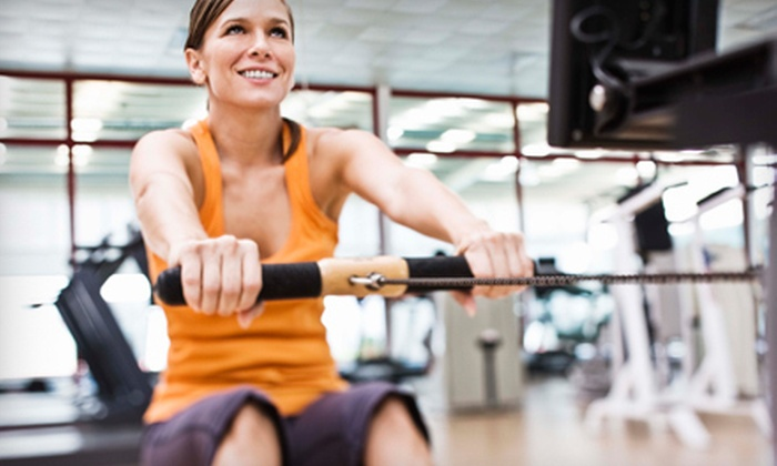 Lady of America Women's Fitness Club - Multiple Locations: One-Month Lady of America Women's Fitness Club Membership or Two-Month Membership with Personal Training (Up to 87% Off)