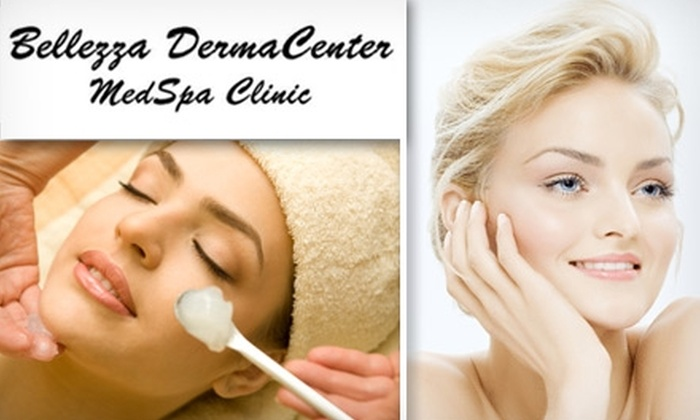 Bellezza DermaCenter Med Spa Clinic - Center City East: $30 for Hydrating Masque from Bellezza DermaCenter MedSpa Clinic ($125 Value)