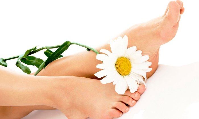 Totally Feet Podiatry and Laser Center - South Central Westminster: Laser Toenail-Fungus Treatment for One or Two Feet at Totally Feet Podiatry and Laser Center (Up to 60% Off)