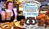 The Village Corner - Stone Mountain: $15 for $35 Worth of Authentic German Cuisine and Baked Goods at The Village Corner