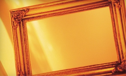 Island Blue Art Store: $100 Worth of Framing at 905 Fort St. in Victoria - Island Blue Art Store in Victoria